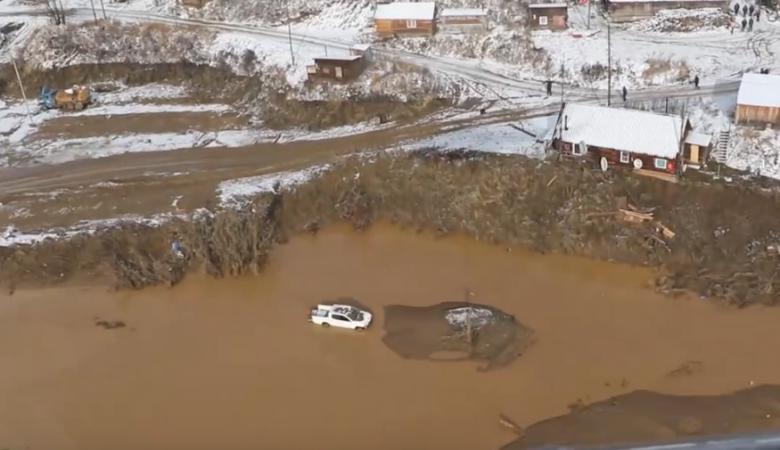 С ООО «Сисим» взыщут 180 млн рублей из-за загрязнения рек в Красноярском крае