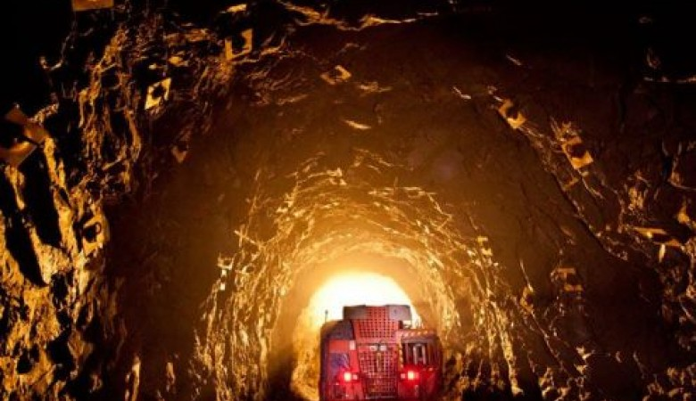 В Кузбассе горит шахта