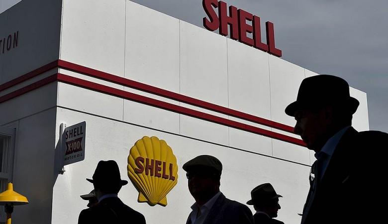 Shell нашла в Забайкалье чужие заправки, оформленные как у нее желто-красными «ракушками»