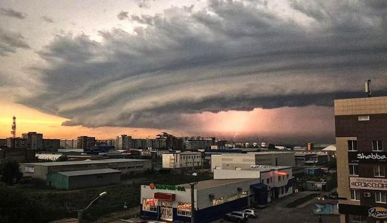 Водоснабжение восстановлено в Барнауле после шторма