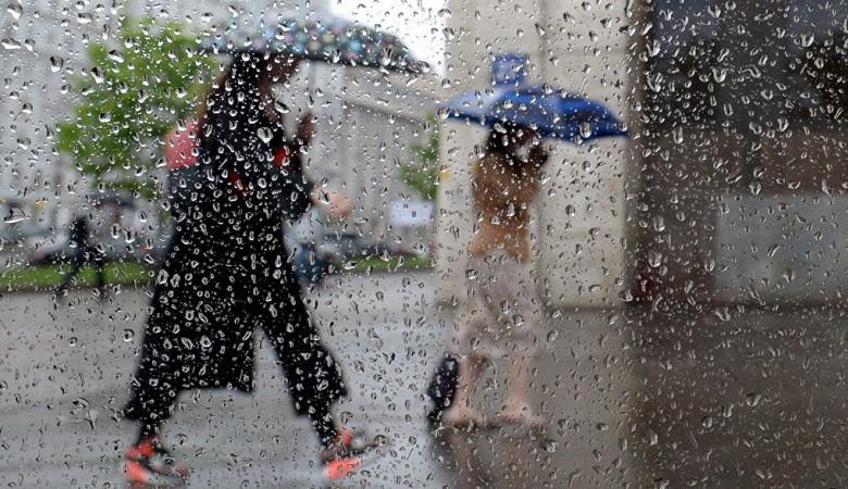 Новое штормовое предупреждение из-за ливней объявлено в Забайкалье