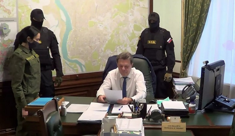 Арест мэра Томска признали вполне законным