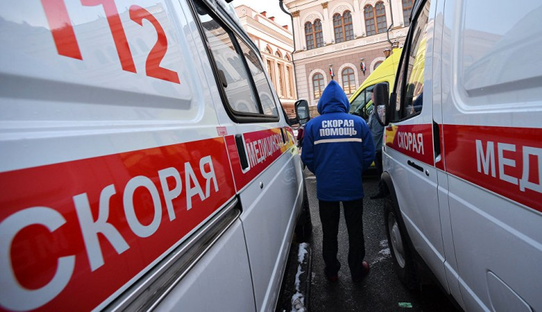 Полиция начала проверку по факту аварии с 10 пострадавшими на трассе на Алтае