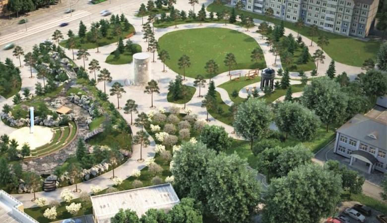 В Кемерово объявили конкурс на лучшую фотографию парка, где ранее был сгоревший ТРЦ