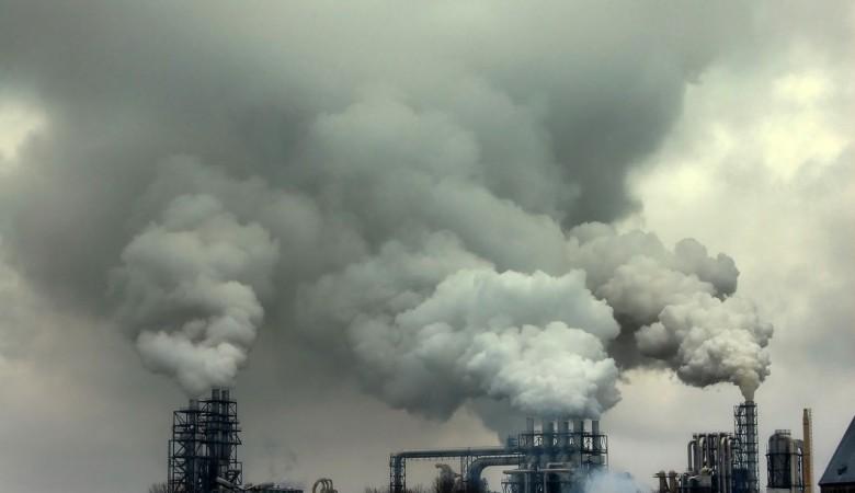 Смог от лесных пожаров покинул Красноярск
