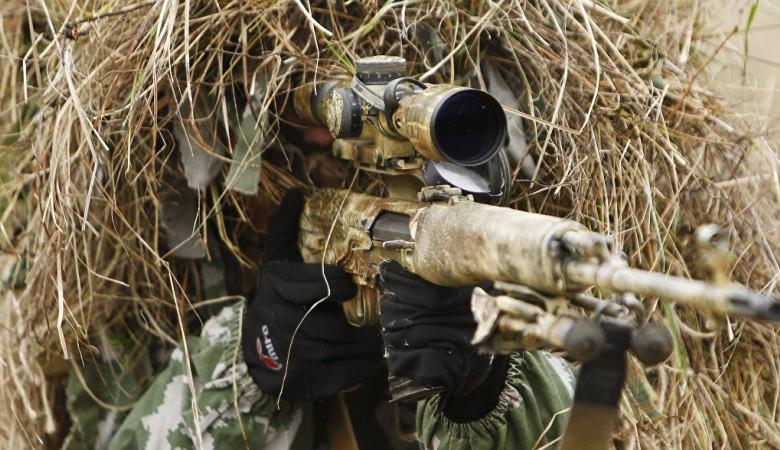 Сибирские снайперы постреляют по беспилотникам