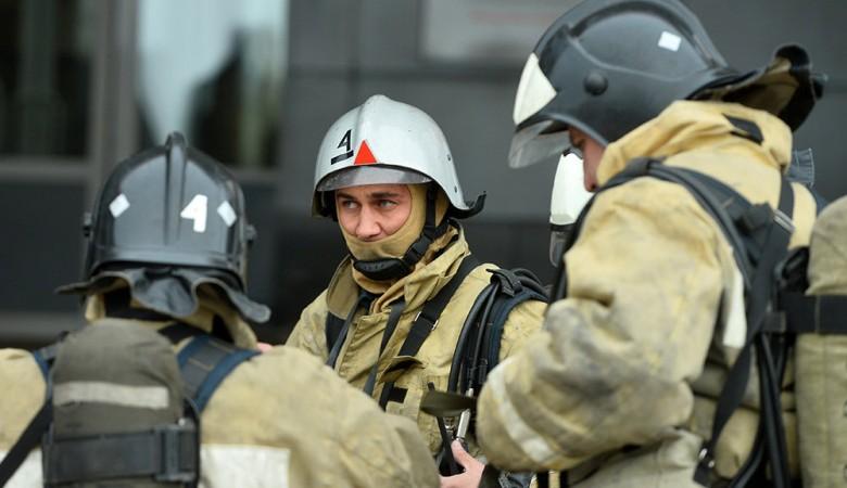 ВКрасноярске рабочий умер из-за обрушения стены при демонтаже здания