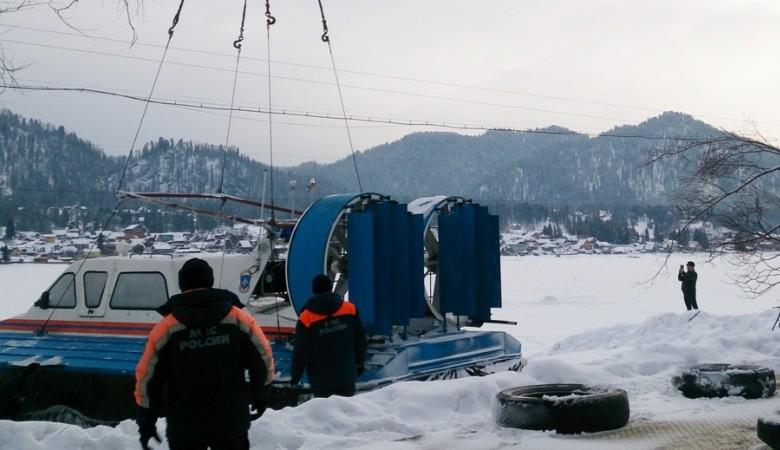 Упавший на Алтае вертолет будут искать с помощью глубоководного аппарата