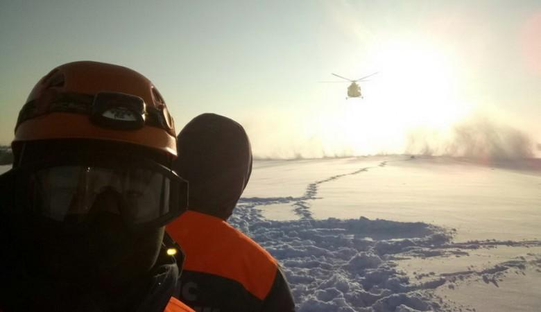 ВБурятии сдрейфующей льдины спасли неменее 30 человек