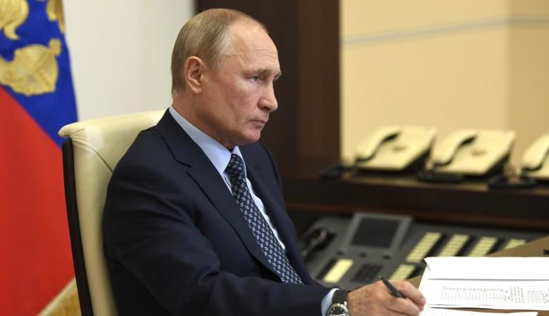 Путин назвал сроки второй волны коронавируса