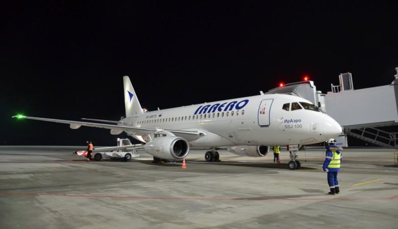 Центр техобслуживания SSJ-100 и МС-21 могут создать в аэропорту Красноярска