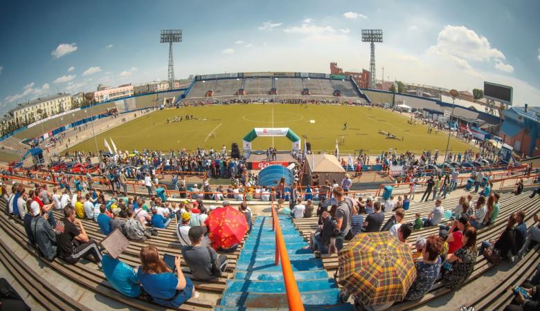 Крупнейший стадион в Кемерово закрыт из-за грязного воздуха