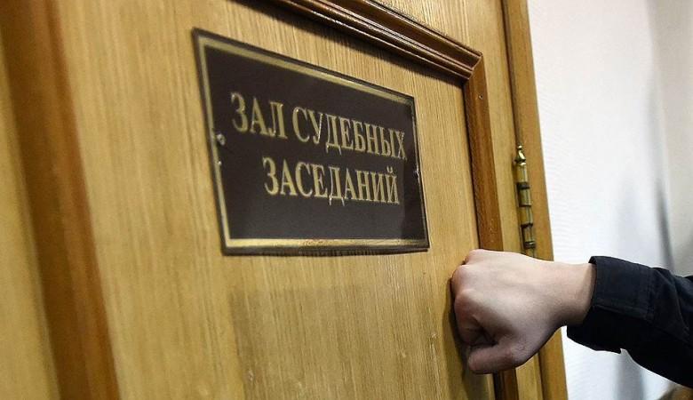 Суд объединил дело руководившего тушением