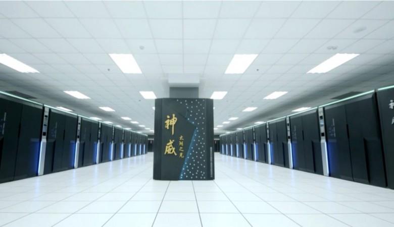Китайский суперкомпьютер вновь признан самым мощным в мире