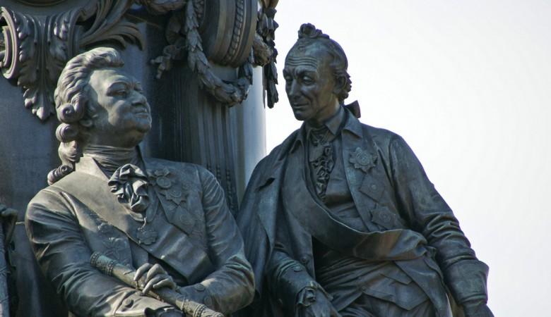 В Омске установят памятник Суворову