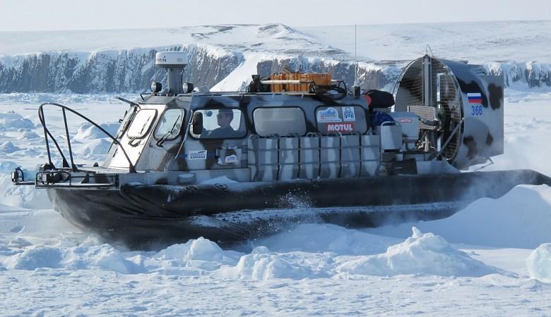 Красноярские ученые организуют международную экспедицию на малоизученный ледник Таймыра