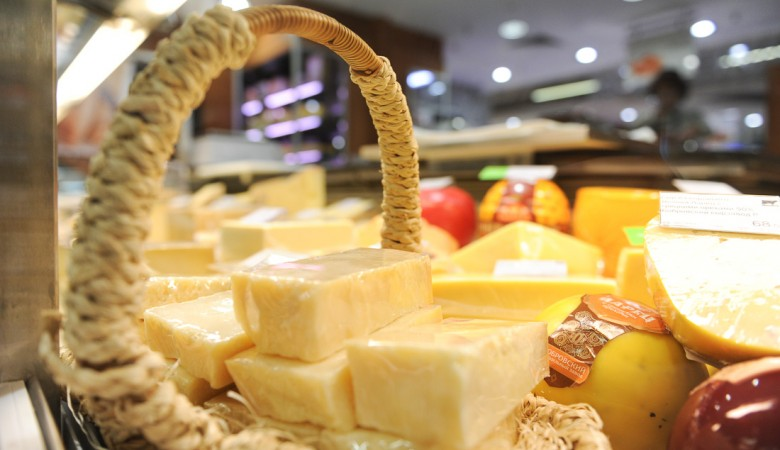 Импорт сыров в РФ начал расти