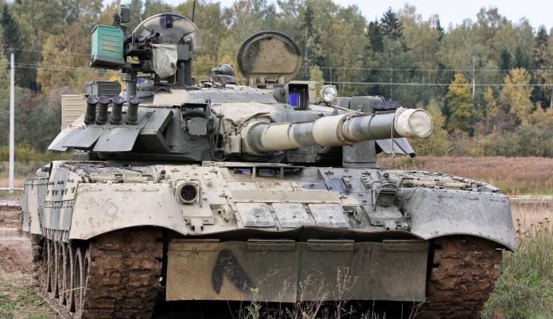 Шойгу в часть юбилея Омска подарит городу советский газотурбинный танк Т-80