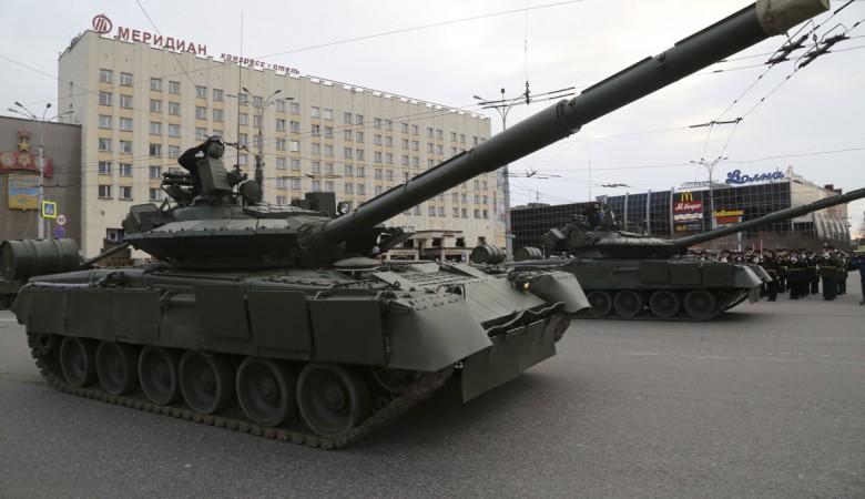 Российская армия получила от