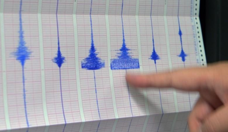 Землетрясение произошло в Туве