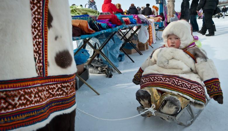 Власти Красноярского края предлагают создать в регионе Институт народов Севера