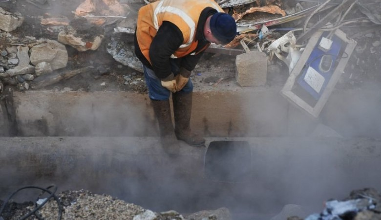 Режим ЧС объявлен столице Бурятии из-за аварии, лишившей воды четверть жителей города