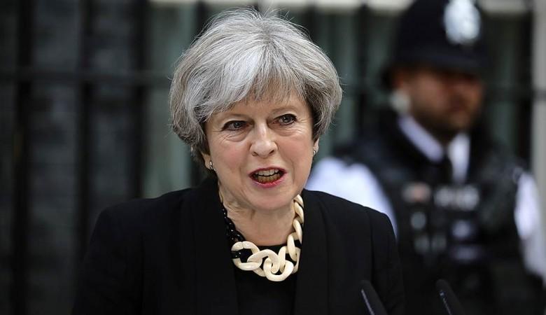 Премьер-министр Великобритании прибыла в Китай с официальным трехдневным визитом