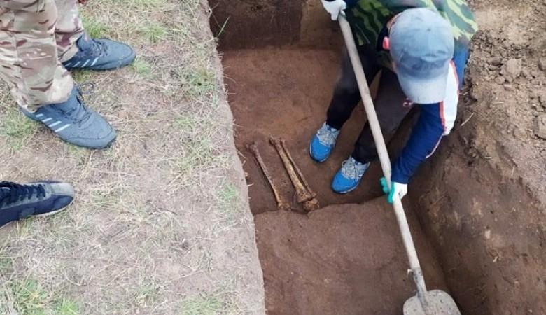 В Хакасии раскопали древнее захоронение на территории исправительной колонии