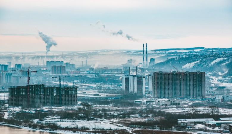 Красноярск вошел в тройку самых грязных городов мира