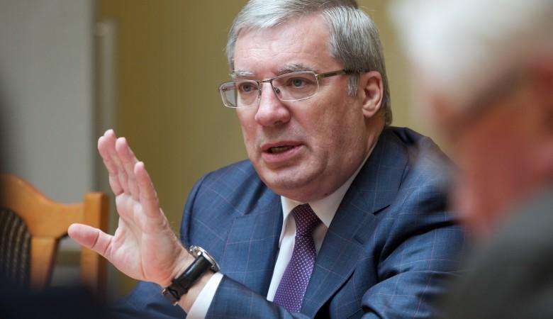 Толоконский пообещал уменьшить выбросы в атмосферу в Красноярском крае