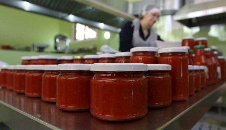 Иркутская таможня арестовала 25 тонн томатной пасты из Узбекистана