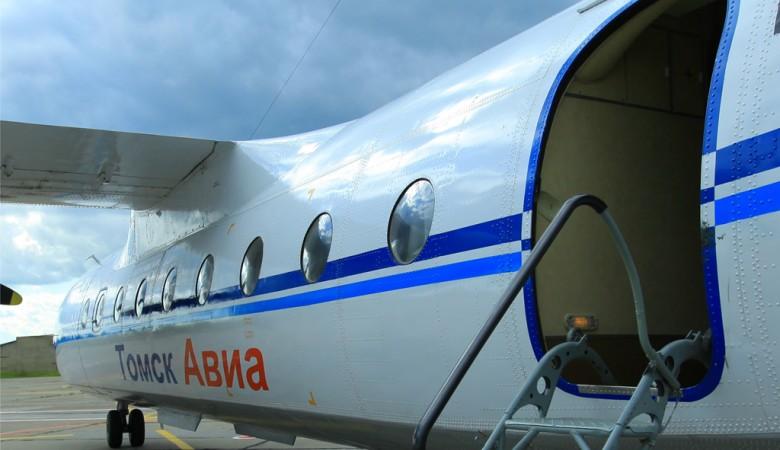 Банкротящаяся авиакомпания