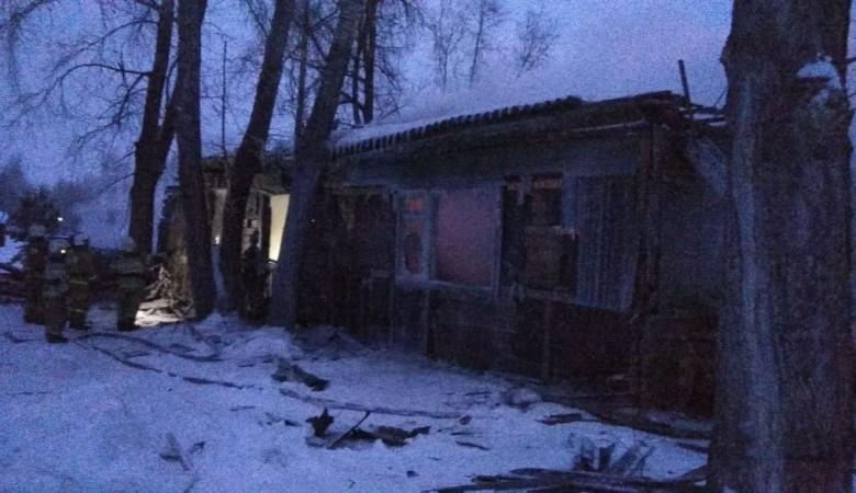 Число погибших при пожаре томском общежитии с иностранцами выросло до 11