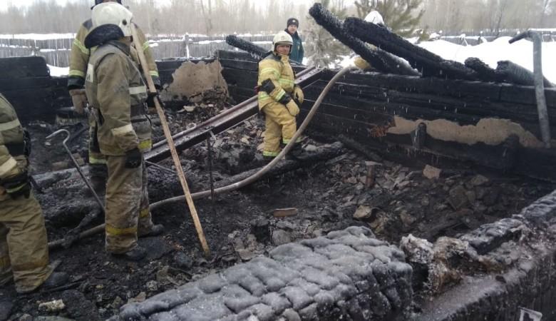 Короткое замыкание могло стать причиной пожара в Томской области с 11 погибшими