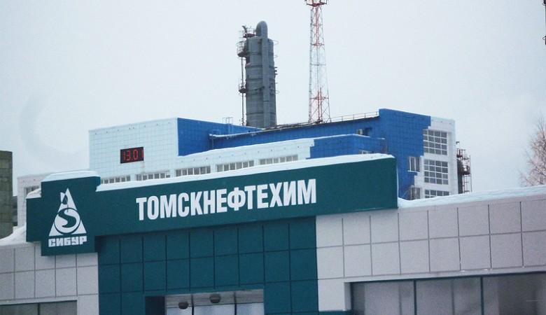 Линия производства полиэтилена на«Томскнефтехиме» временно приостановлена