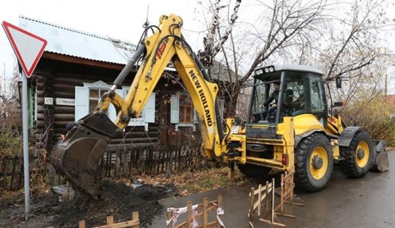 «Томскводоканал» отключил от водоснабжения дом за 3-летний долг хозяев