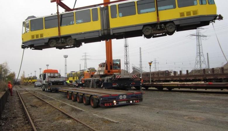 Новосибирск соберет для себя новые трамваи со старыми тележками