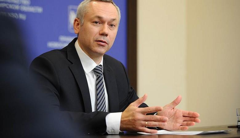 ЕР выдвинула Травникова кандидатом на пост губернатора Новосибирской области