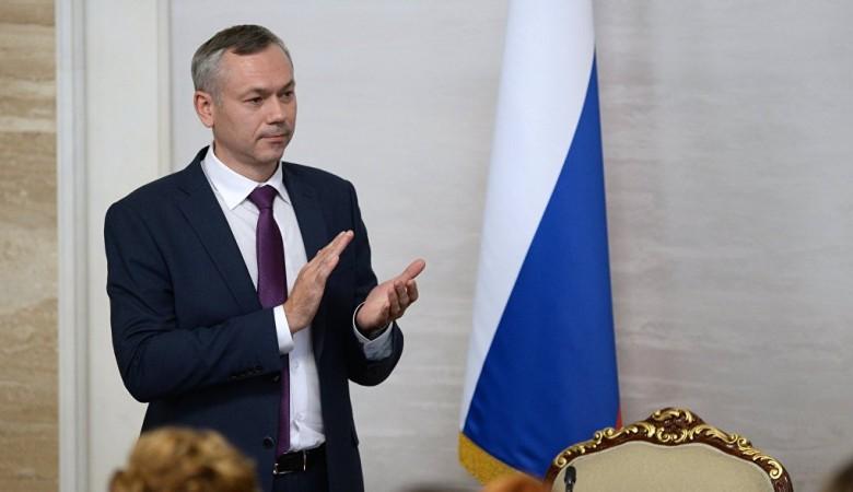 Врио новосибирского губернатора Травников заявил о своем участии в выборах главы региона