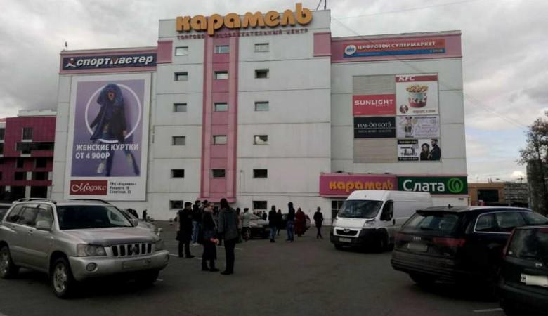 В Иркутске закрыли один из первых ТРЦ