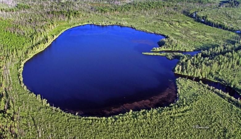 Ученые нашли следы Тунгусской катастрофы на дне озера в Красноярском крае