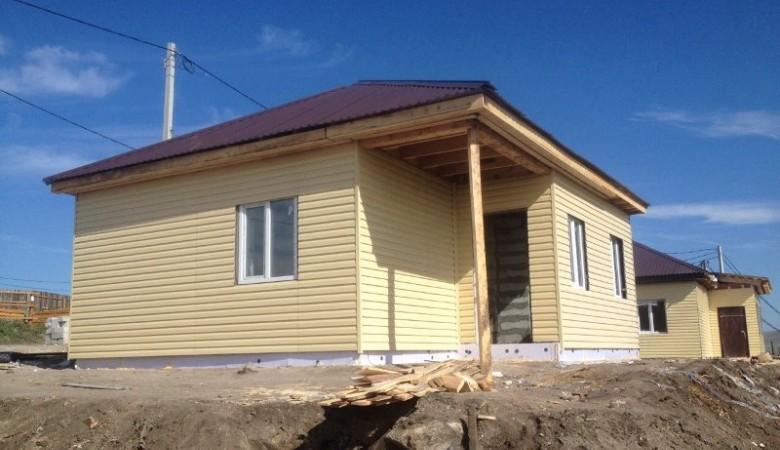 Дома для погорельцев в Хакасии построены с браком