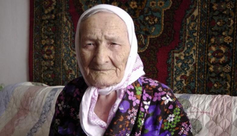 Старейшей жительнице Кемеровской области исполнилось 112 лет
