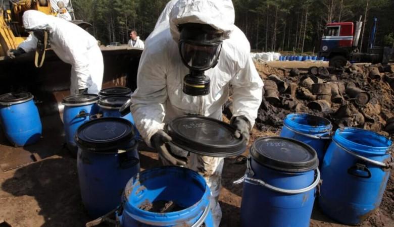 Росатом вновь объявил конкурс на строительство могильника для радиоактивных отходов в Красноярском крае