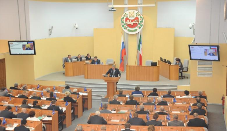 Верховный Совет Хакасии не смог избрать члена Совета Федерации