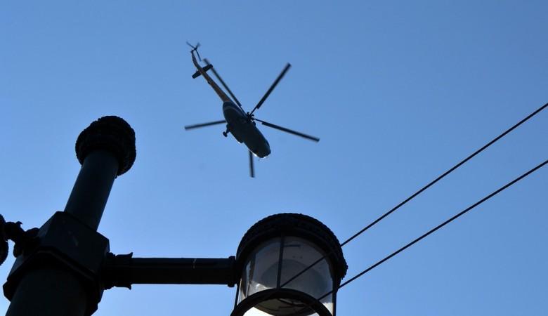 Четыре человека погибли при крушении вертолета в Бурятии - СКР