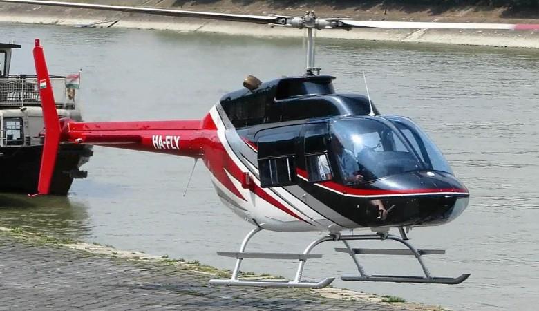 Вертолет пропал в Иркутской области, на борту были два человека