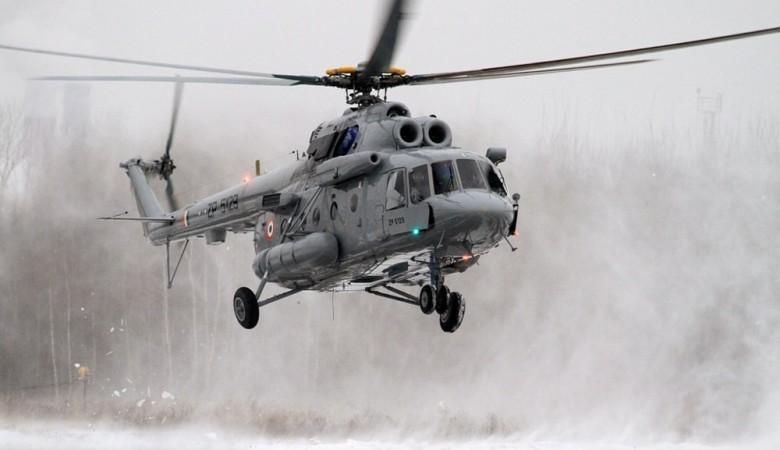 Пропавший на Братском водохранилище вертолет пока не обнаружен