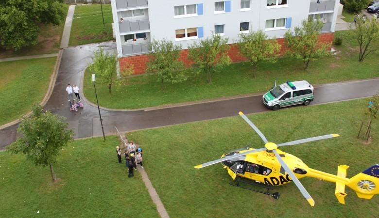 Пилоту, порвавшему провода ЛЭП во время полета на вертолете на Алтае, выписали штраф 12 тыс. руб.