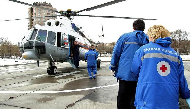 Вертолет, перевозивший ребенка в Бурятии, не долетел вовремя в больницу из-за нехватки топлива